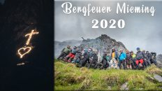 Bergfeuer 2020 Foto: Elias Kapeller
